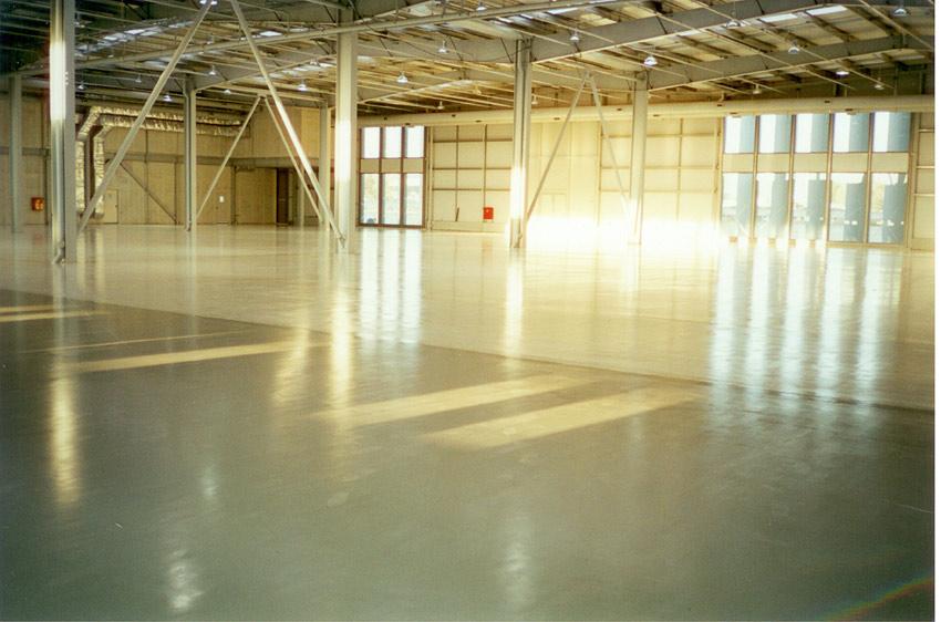 Eurolit Magnesite Screed Floors